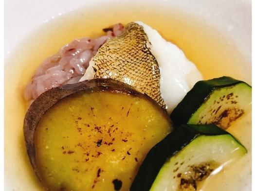 ボリューム満点!丹後産ぴちぴち魚料理と肉汁滴る但馬牛ステーキWで味わえる潮風プラン