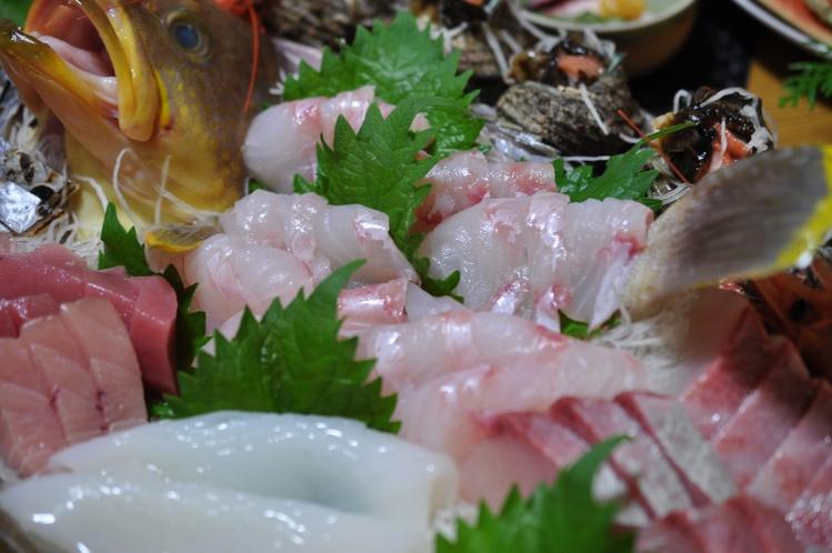 地魚のお造り3