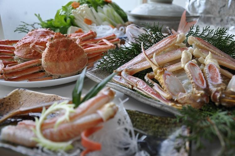 蟹すきプラン1