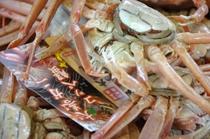 地元産背甲蟹