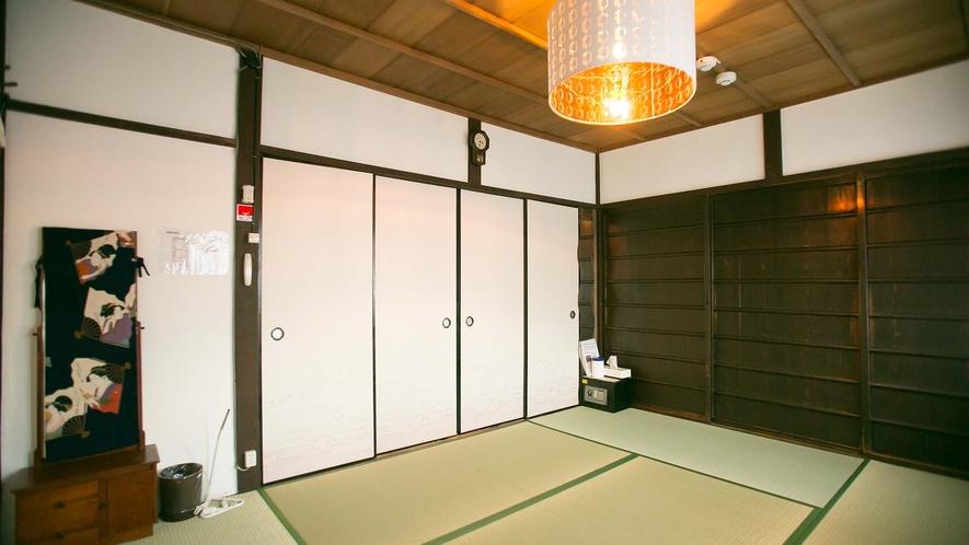 ・【椿】畳の香りが落ち着くお部屋