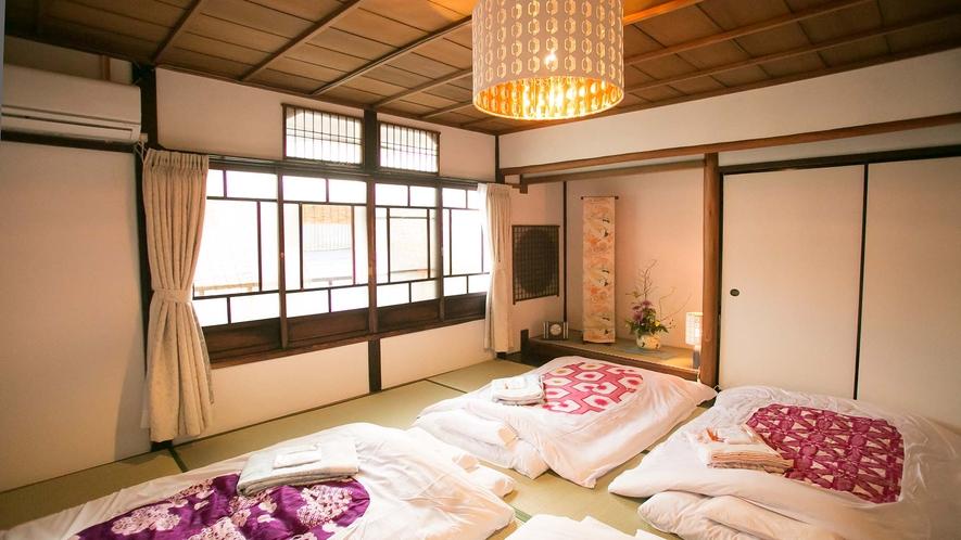 ・【桜】陽射しが差し込む明るいお部屋