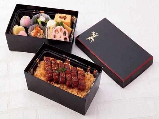 【四季特製弁当】日本料理『四季』限定メニュー『うなぎ弁当(テイクアウト)』×『海老名の朝食』