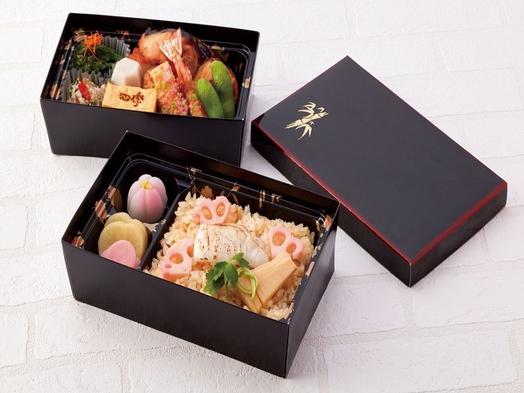 【四季特製弁当】日本料理『四季』限定メニュー『鯛飯と季節の西京焼弁当(テイクアウト)』×海老名の朝食