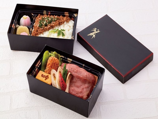 【四季特製弁当】日本料理『四季』限定メニュー『米沢牛づくし弁当(テイクアウト)』×『海老名の朝食』