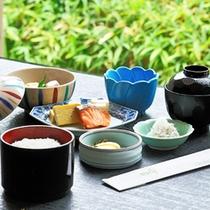 *和洋朝食バイキング(和食イメージ)