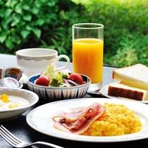 *和洋朝食バイキング(洋食イメージ)