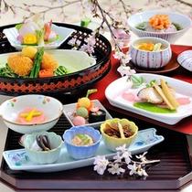 """*日本料理""""四季""""/日本の幸を味わう悦び。山海の旬を、香り、食感とともに。"""