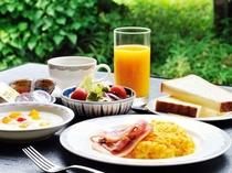 和洋朝食バイキング(洋食イメージ)