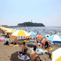 ※湘南海岸・やっぱり夏は海だ!~圏央道が開通し、湘南方面へも便利なアクせス!~