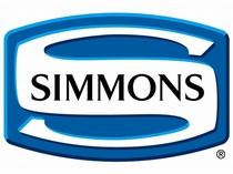 シモンズ社製ベッドを設置