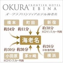 ※横浜駅まで最短26分、新宿駅まで最短38分、アクセス良好!