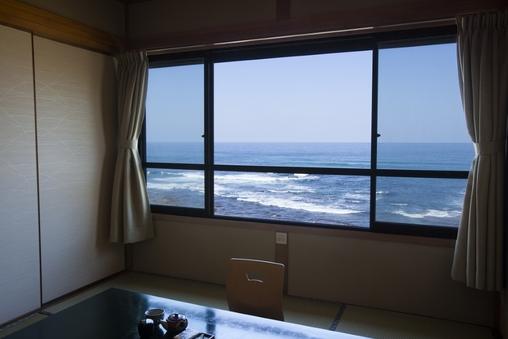 本館海側10畳の客室『現金特価』