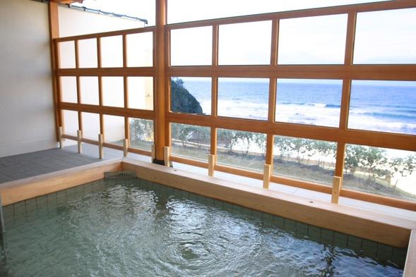 【夏季特典付】夏の終わりはお得なプランで海水浴と磯会席を満喫♪