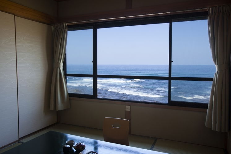 本館客室からの眺望