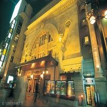 大阪観光スポット:大阪松竹座