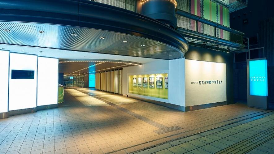 ホテル外観(夜の景観)