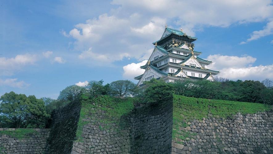 大阪観光スポット:大阪城
