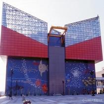 大阪観光スポット:海遊館