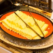 朝食:タマゴメニュー
