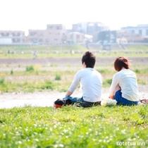 大阪散策:川