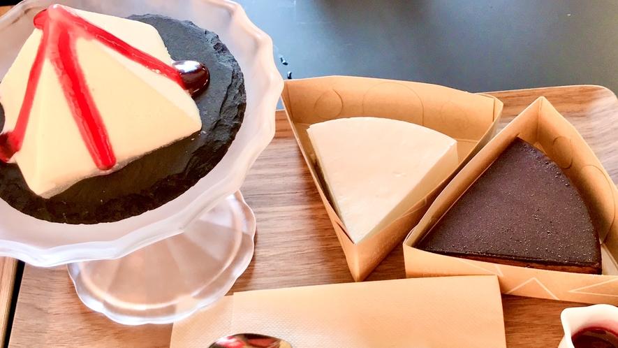 幻のアルペンチーズケーキ/アルペンチーズケーキ/アルペンチーズショコラ