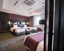 デラックスルーム、イビススタイルズ大阪で一番広いお部屋人気です!