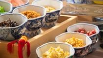 【2021年4月朝食リニューアル】<中華粥、ごはんコーナー>※お粥は自身で好きな味にアレンジ可能