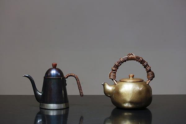 燕市の名産品「金属食器」