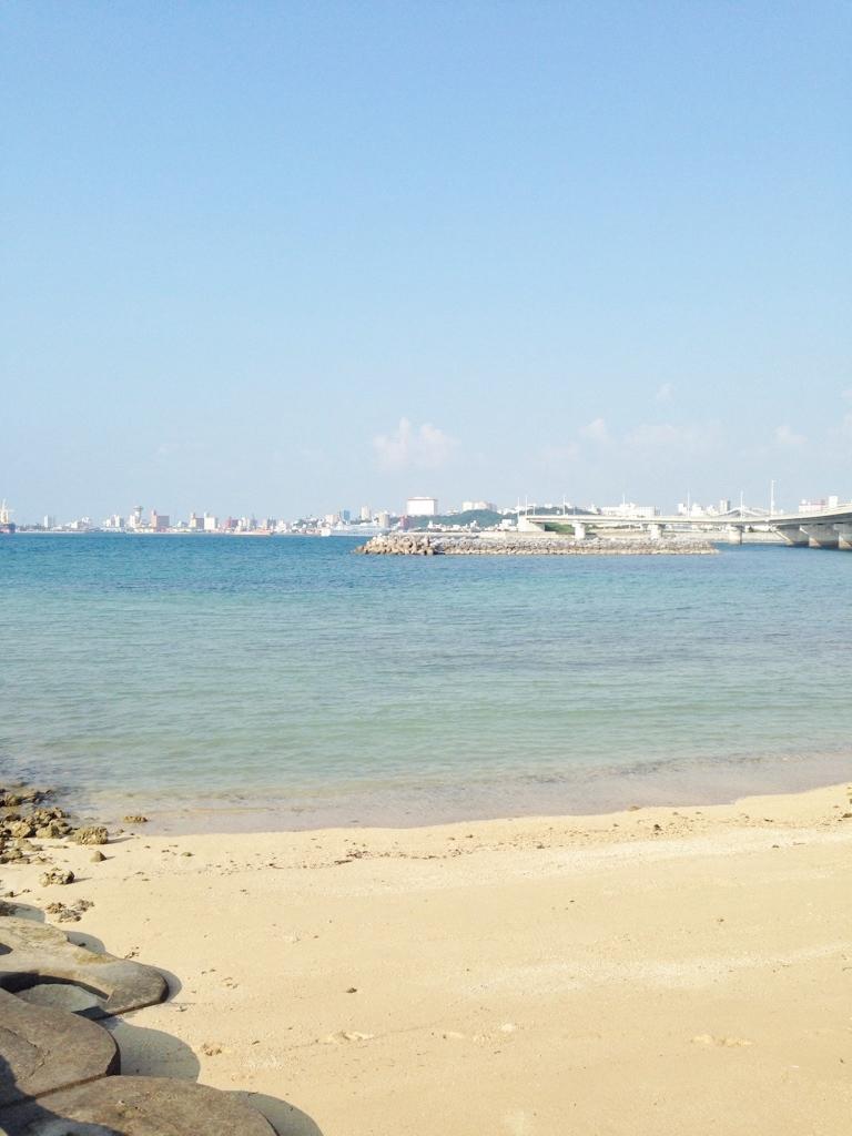 〜波の上ビーチ〜