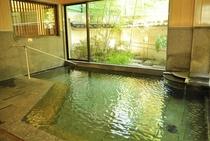 【大浴場/笑湯】湯田川温泉はその昔、出羽三山参りの精進落としの地でした。