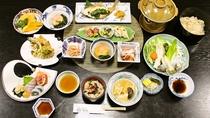 *【ご夕食一例】/地場食材にこだわった、ここでしか味わえない美味しい山形を愉しんでください。