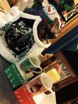 クリスマスプラン用マグカップ