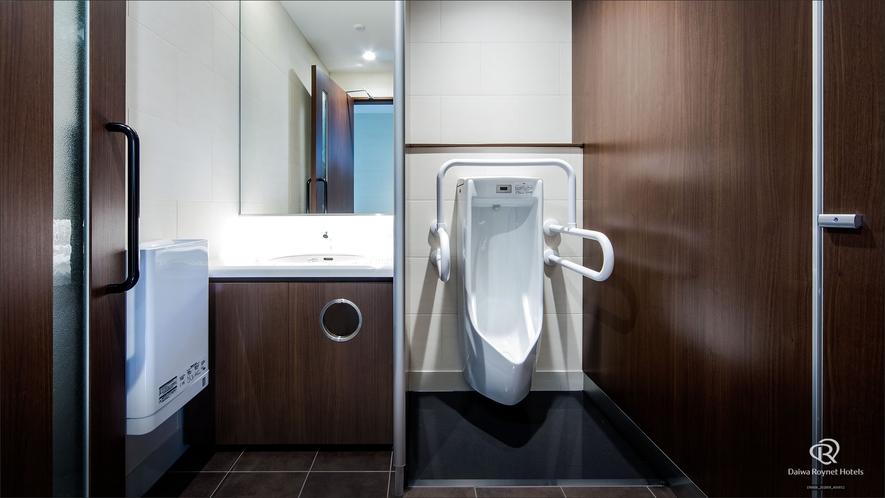 男性用WC(2階)