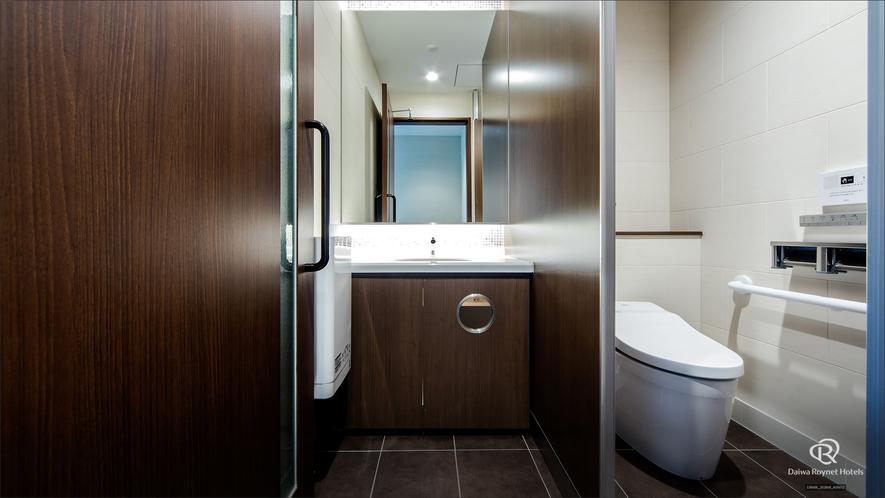 女性用WC(2階)