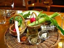 お野菜バスケット