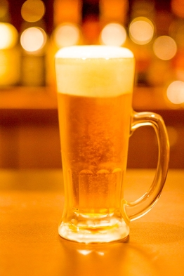 【宿泊料金10%OFF!】ビール1本付きプラン【貸し切り風呂1H付】