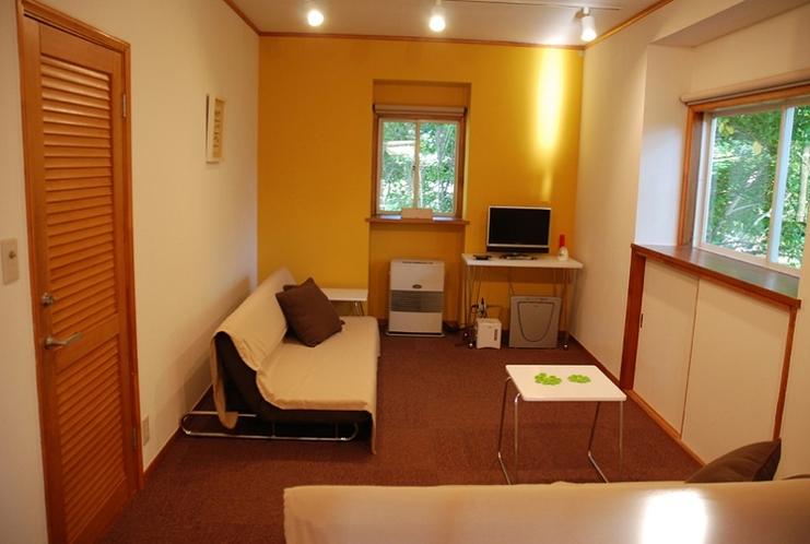 コテージ客室