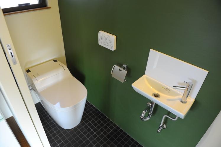 グリーントイレ