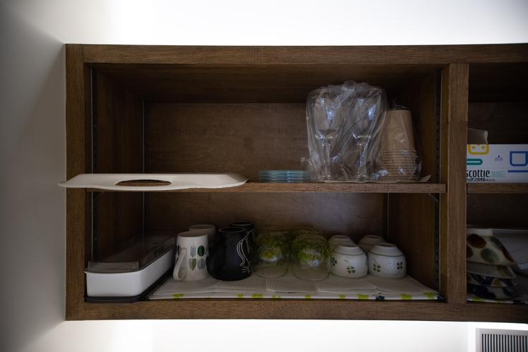 【グリーン】キッチン