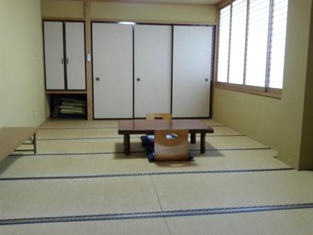 お部屋はお任せ和室10〜16畳(バス・トイレ付)