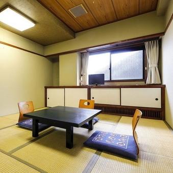 ◇禁煙・和室8畳<バストイレ共用>