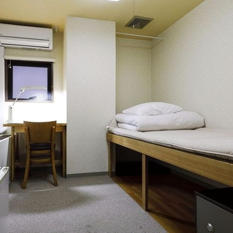 ◇禁煙シングル・簡易洋室5畳<バストイレ共用>