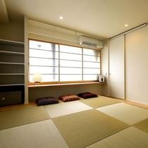 <和室10畳シャワブースタイプ>西本願寺眺望