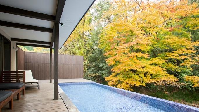 【Luxury suite 極上の休日】和欧風創作フレンチ≪2食≫—四季自然を感じる完全離れの旅籠—