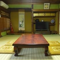 【1F和室一例】田舎のおばあちゃんの家のような雰囲気です