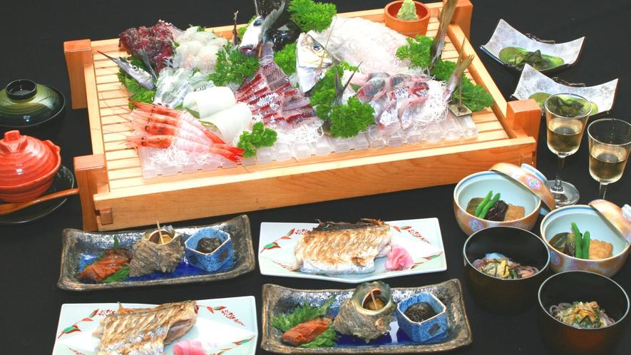 四季折々の鮮魚をお楽しみいただけます☆