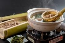 信州とうじ蕎麦(小食の方向け)