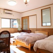 *【客室一例】楽天限定!10畳の洋室タイプのお部屋です!広々とした空間でお寛ぎください♪