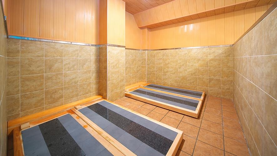 大浴場 岩盤浴